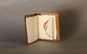 Sewn Flower Book