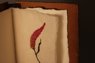 Sewn Book Detail