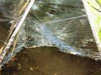 Inside the Shelter